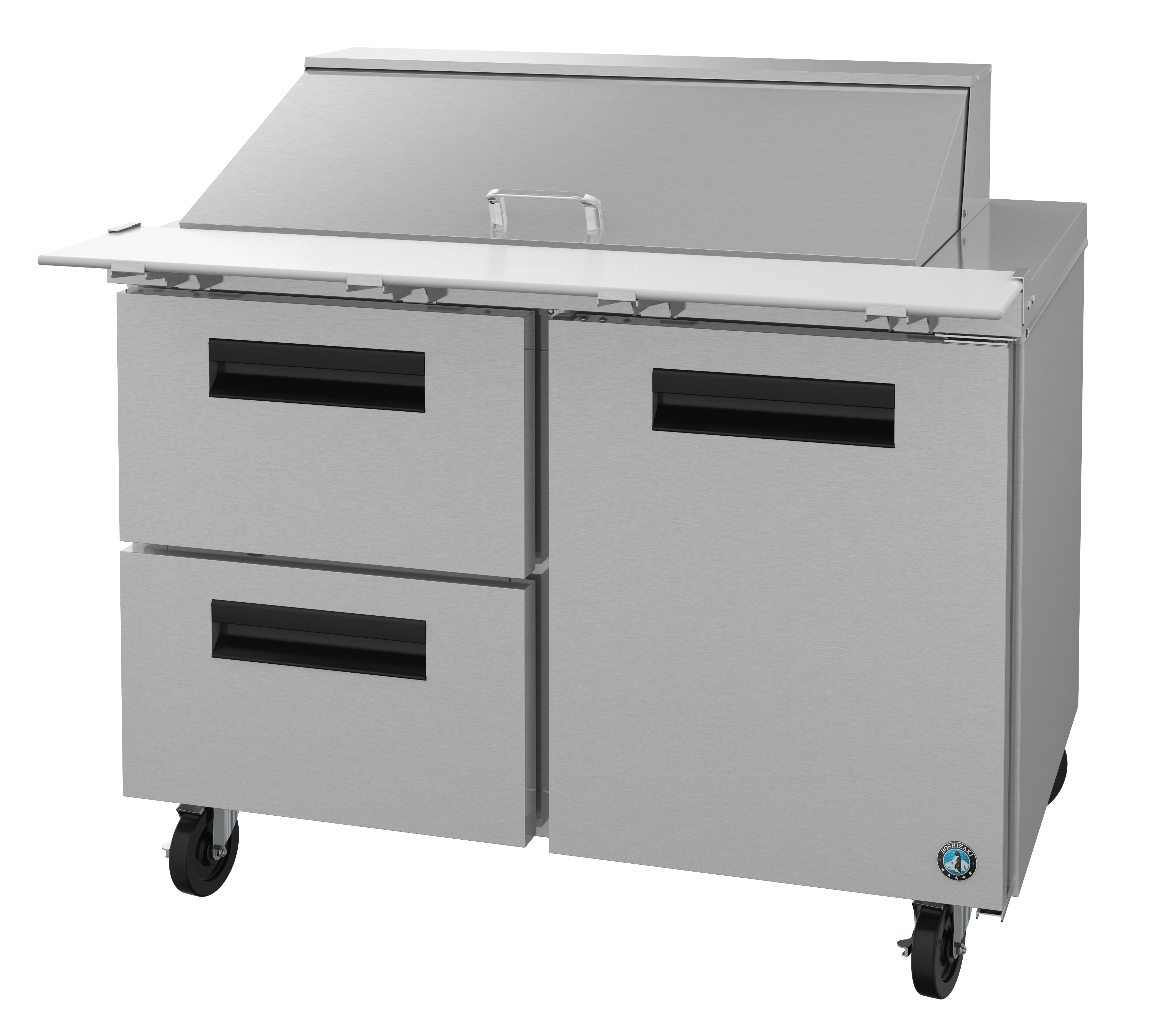 CRMR48-18MD2-179x150 Product Release: Door/Drawer Combo - Sandwich Top & Mega Top Prep Tables