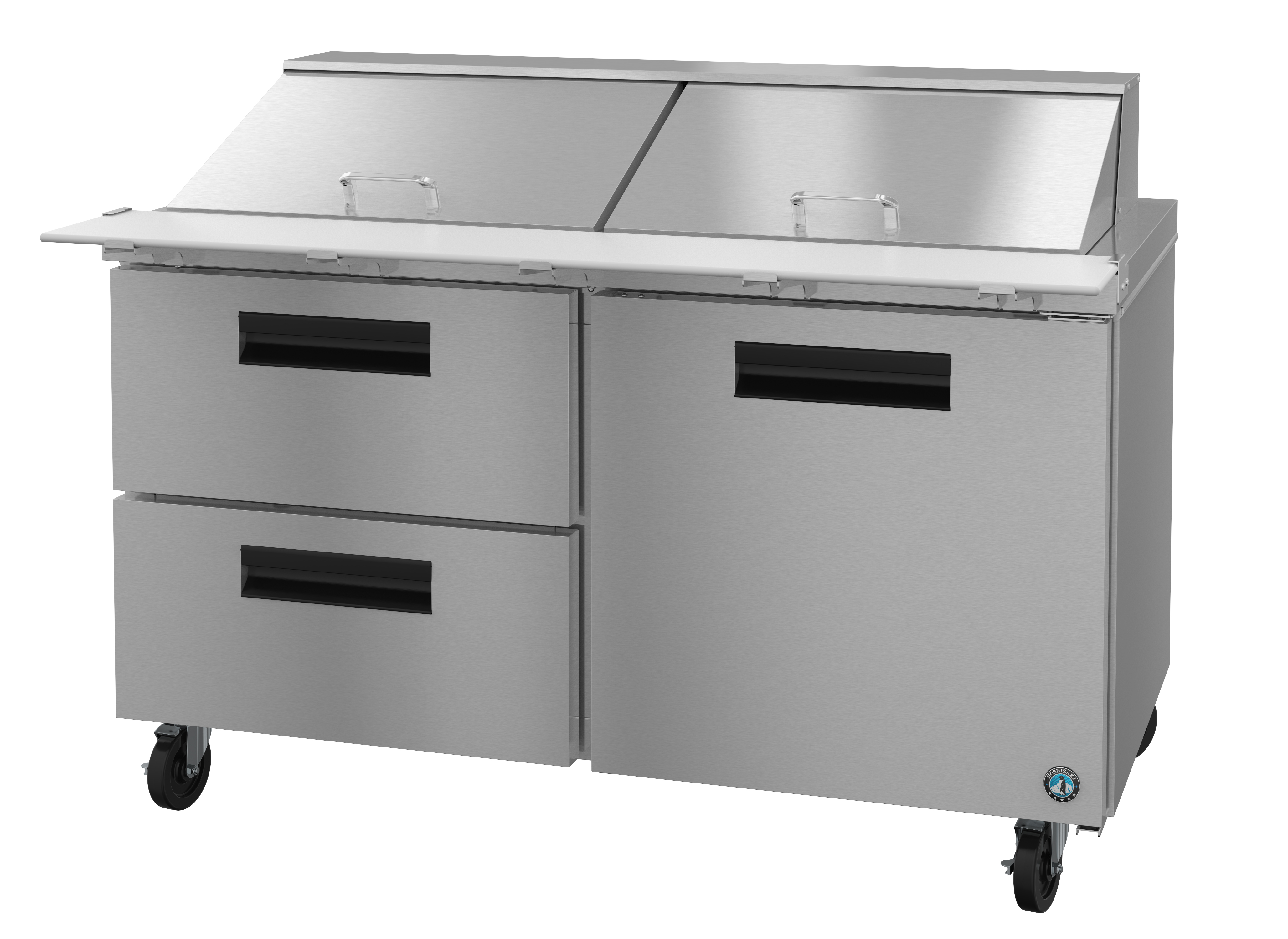 CRMR60-24MD2-191x150 Product Release: Door/Drawer Combo - Sandwich Top & Mega Top Prep Tables