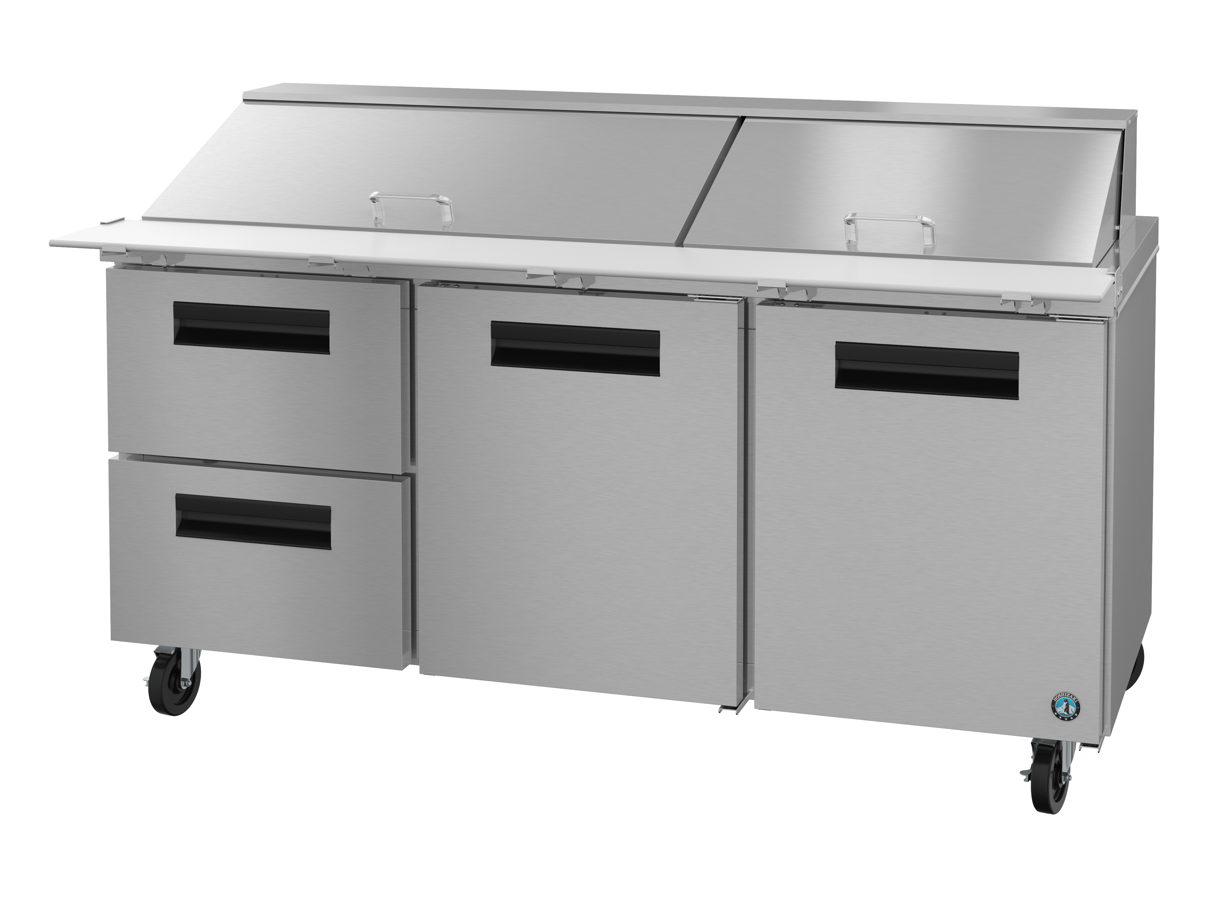 CRMR72-30MD2-220x150 Product Release: Door/Drawer Combo - Sandwich Top & Mega Top Prep Tables