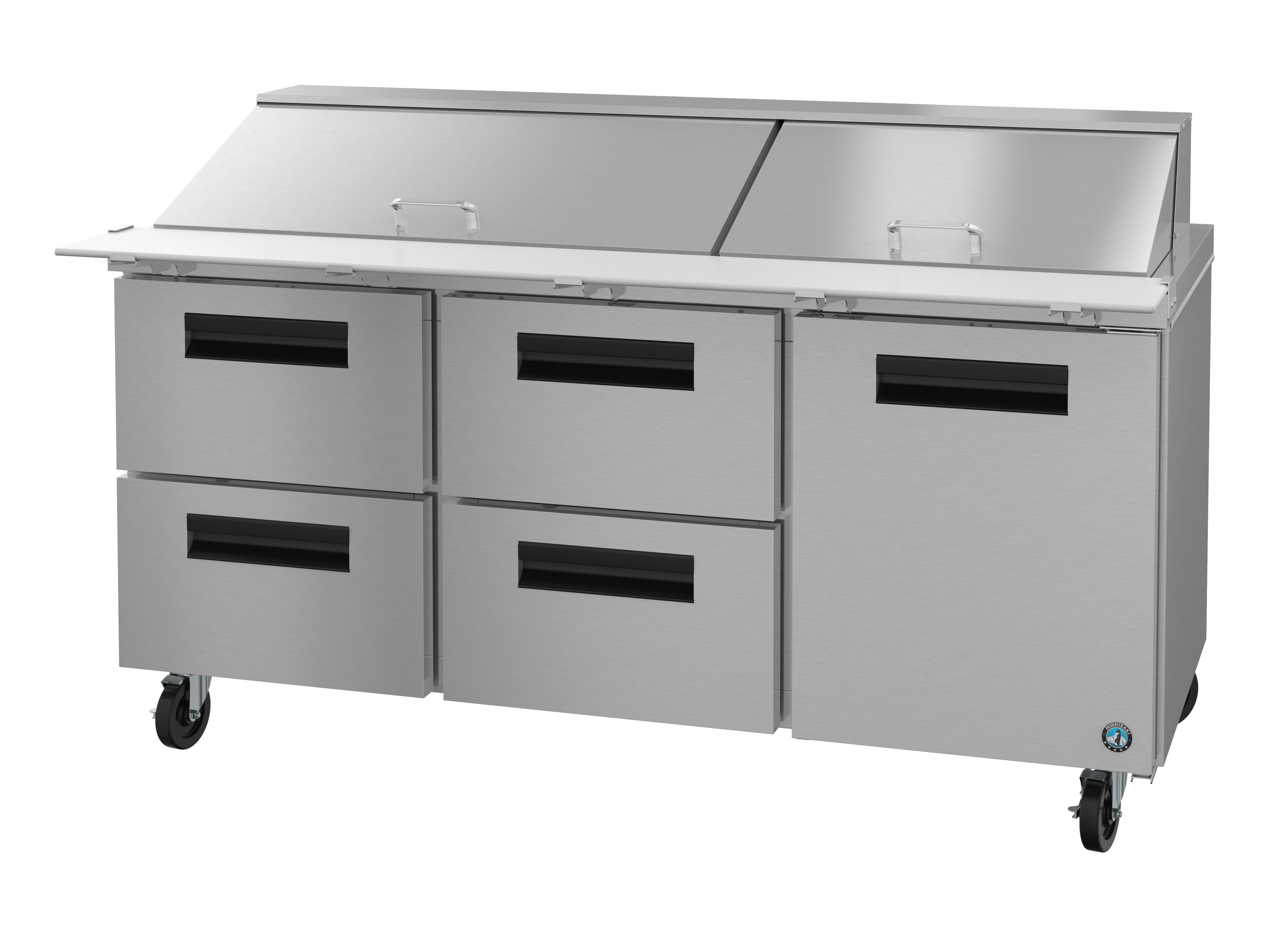 CRMR72-30MD4-220x150 Product Release: Door/Drawer Combo - Sandwich Top & Mega Top Prep Tables