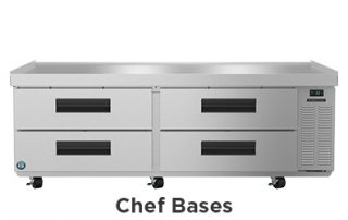 Steelheart Chef Bases / Equipment Stands