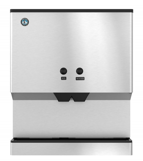 "30"" W Ice and Water Dispenser - Stainless Steel Exterior"