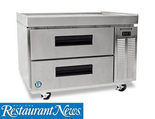 Nation's Restaurant News: Choosing the right refrigeration for maximum kitchen efficiency