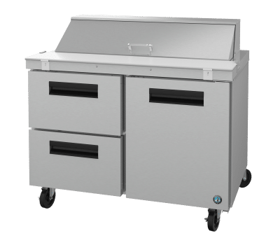 SR48A-D2 - Refrigerated Sandwich Prep Table