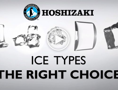 Hoshizaki Ice Types | Making the Right Choice